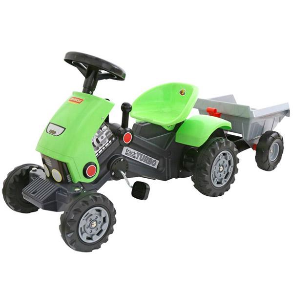 Traktor na pedale sa prikolicom Coloma 17/52742  - ODDO igračke