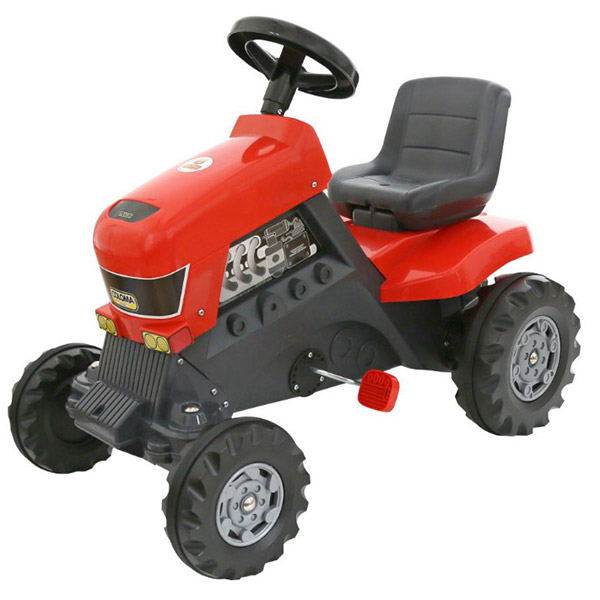 Traktor na pedale Coloma 17-52674 - ODDO igračke
