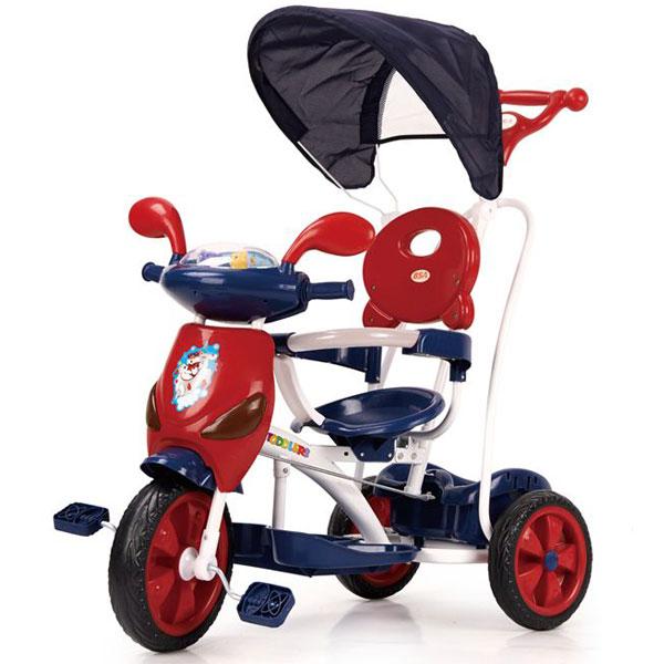 Tricikl plavo crveni 11-856-2 | ODDO igračke