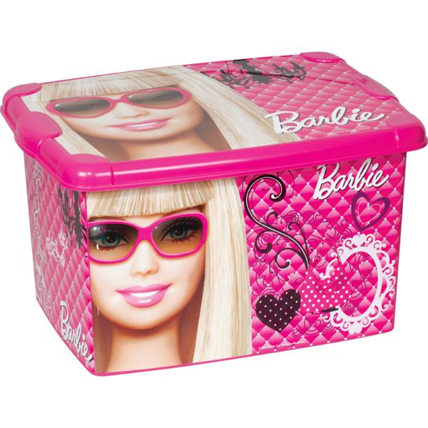 Kutija za igračke Dede Barbie 016291 - ODDO igračke