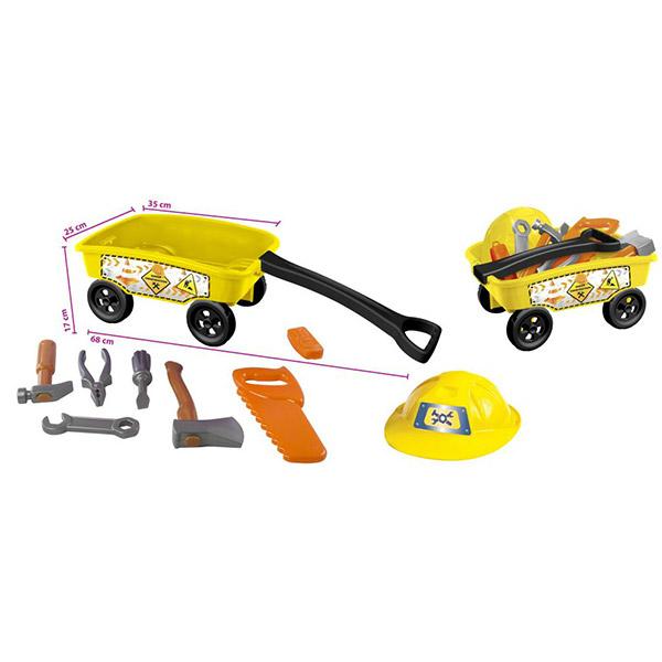 Alat set u prikolici 04-11031 - ODDO igračke