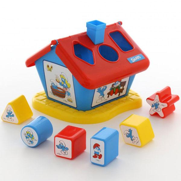 Kućica sa oblicima BR64424 - ODDO igračke