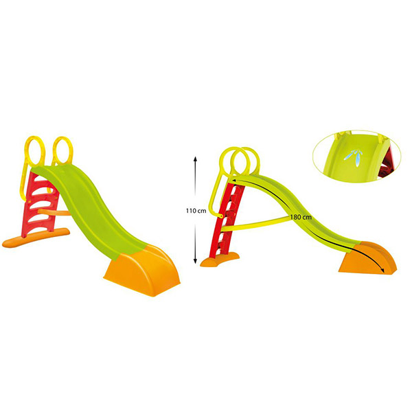Tobogan za decu 110cm 04/10832 - ODDO igračke