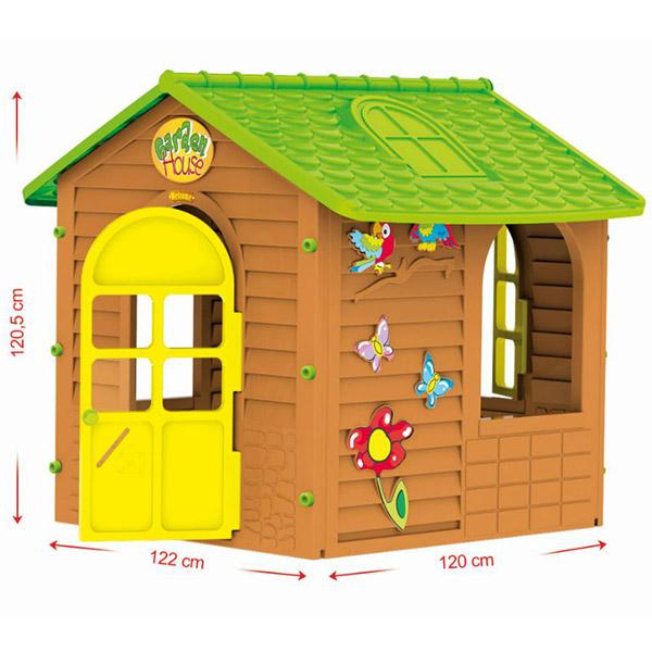 Kućica za decu Garden House 04/10830 | ODDO igračke