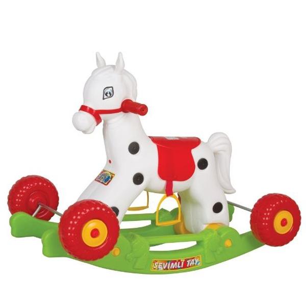 Klackalica guralica Konj 03/7202-1 - ODDO igračke