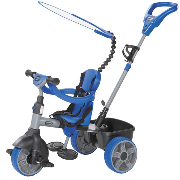 Little Tikes Tricikl 4u1 plavi LT634314 - ODDO igračke