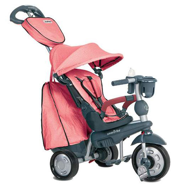 Tricikl Explorer Red 8200100 - ODDO igračke