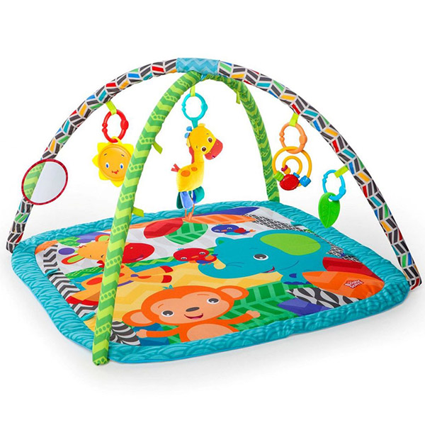 Podloga za igru Zoo Kids II SKU52169 - ODDO igračke
