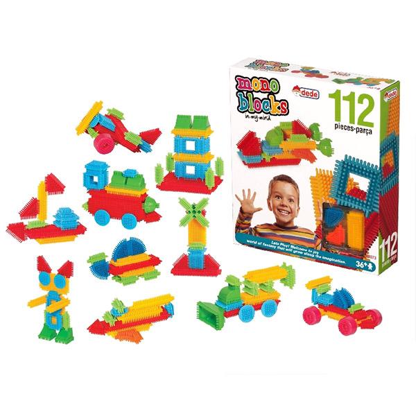 DEDE Slagalica 112 delova 030730 - ODDO igračke