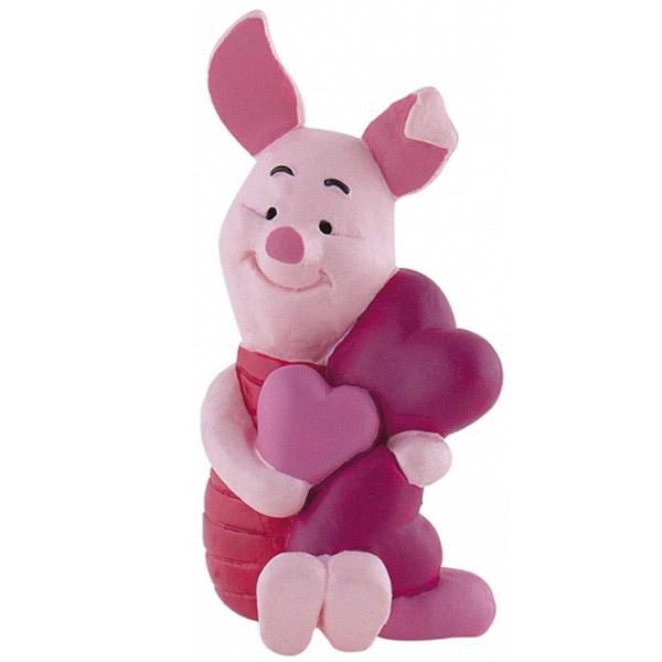 Bully figurica Praslin sa Srcem Winnie The Pooh 12326 c - ODDO igračke