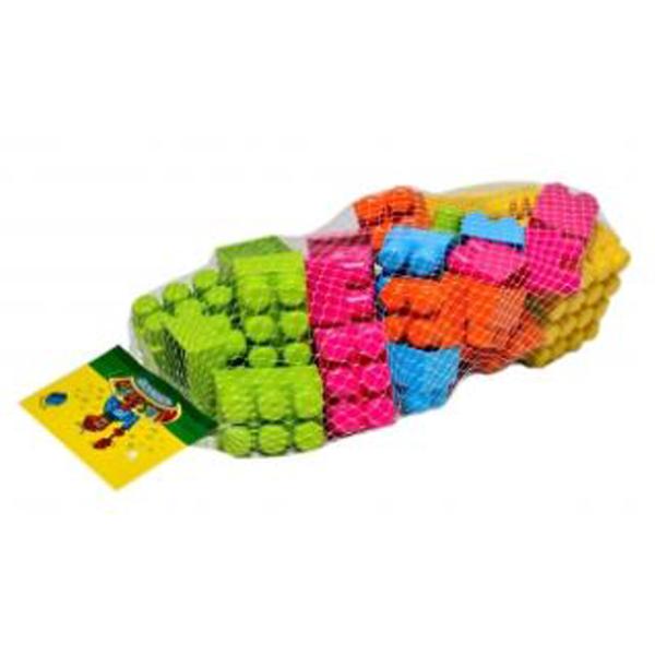 Kockaline Kocke u mrezi 30 kom 11145 - ODDO igračke