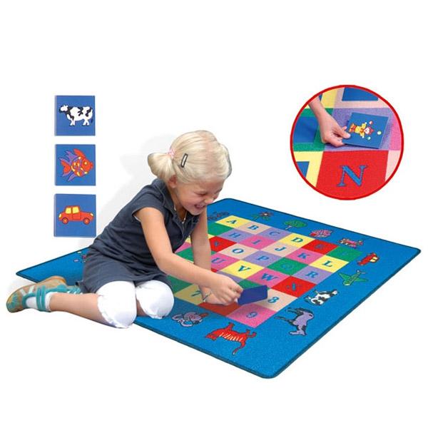Podna igra Tepih, igra memorije 1319 - ODDO igračke