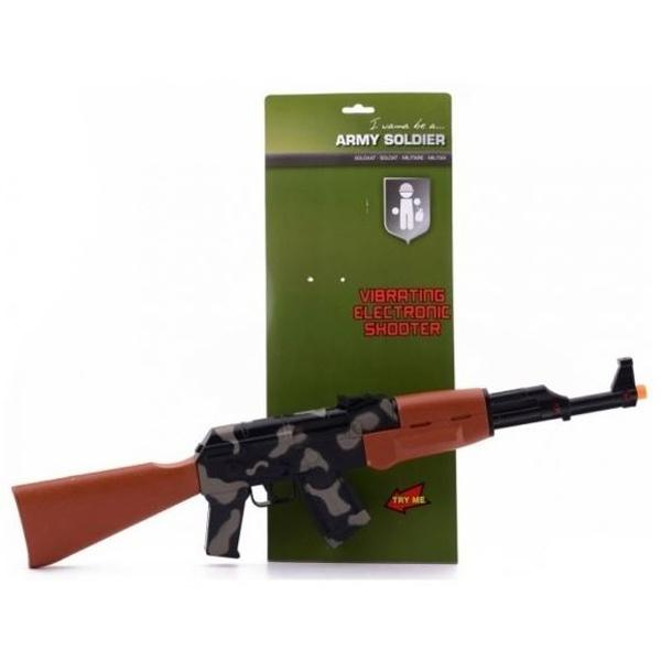 Puška AK47 63cm 26883 - ODDO igračke