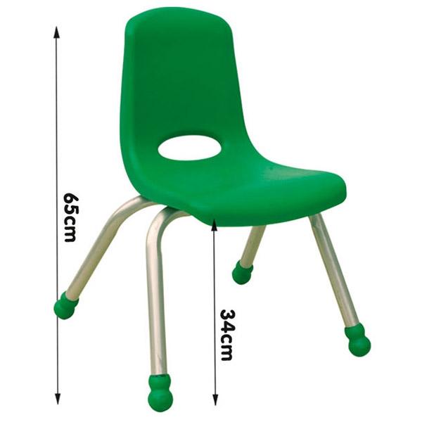 Anatomska stolica - vrtić 6614 M - ODDO igračke
