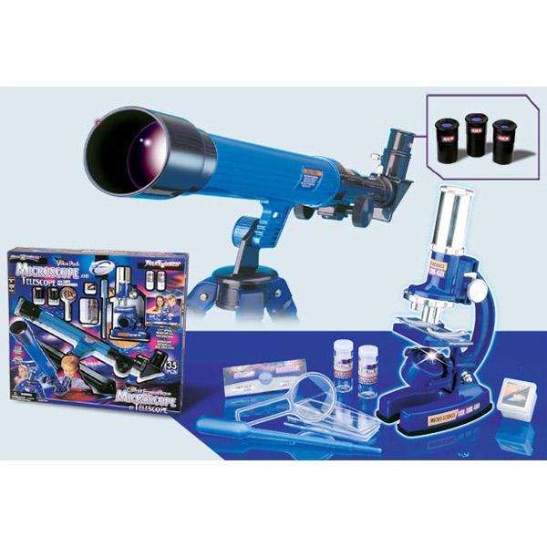 Mikroskop i Teleskop set od 35 delova Eastcolight 02035 - ODDO igračke