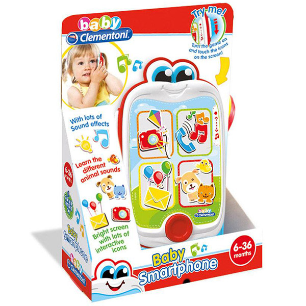 Telefon Clementoni CL14948 - ODDO igračke