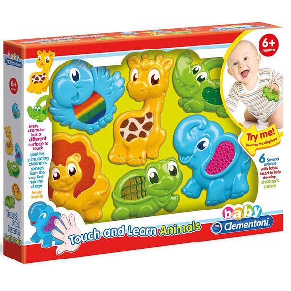 Clementoni Životinje CL17036 - ODDO igračke