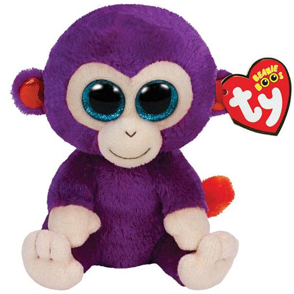 Plišana igračka TY Majmun Grapes MR36145 - ODDO igračke