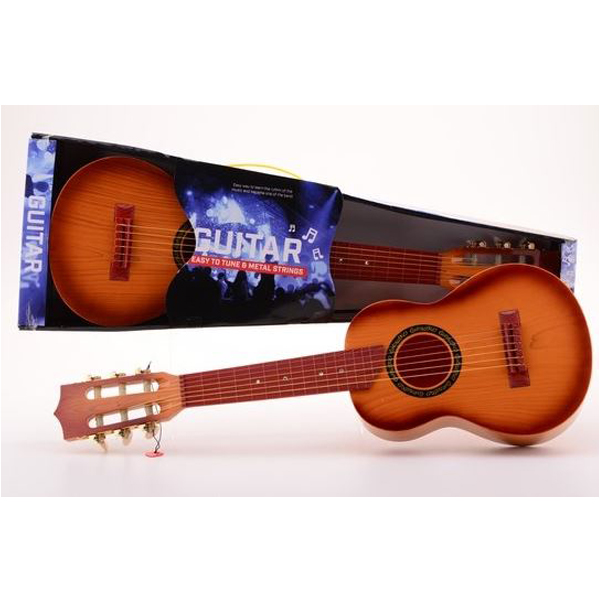 Gitara akustična 65cm sa 6 žica 29552 - ODDO igračke