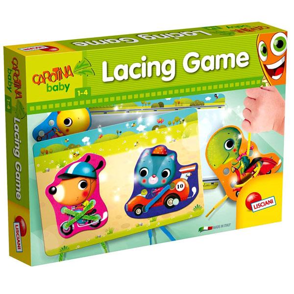 Igra za bebe - uvezivanje 53353 - ODDO igračke