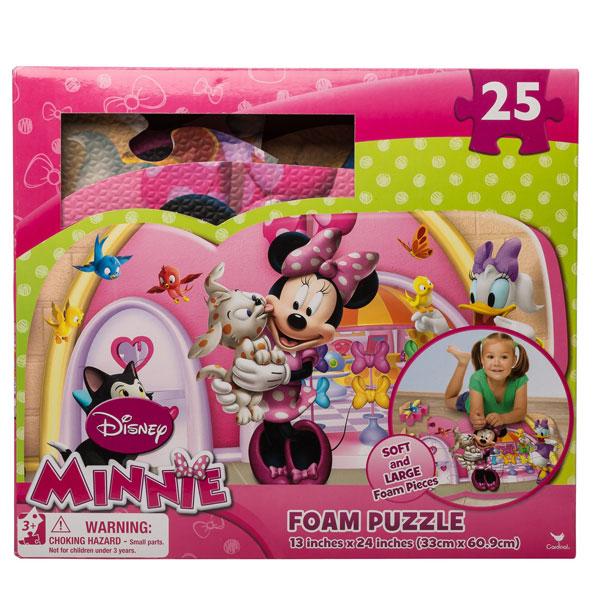 Penaste Podne Slagalice Minnie Mouse Dmm 5571 Oddo Igračke