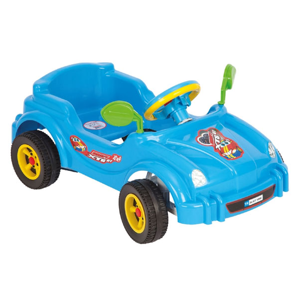Auto na pedale Porsche 2887 - ODDO igračke