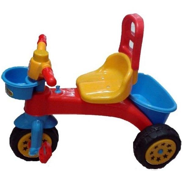 Tricikl Sweet sa sirenom Princess 56x45x67,5cm 3600 - ODDO igračke