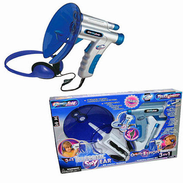 Špijunski set Prisluškivač sa antenom Eastcolight 09935 - ODDO igračke