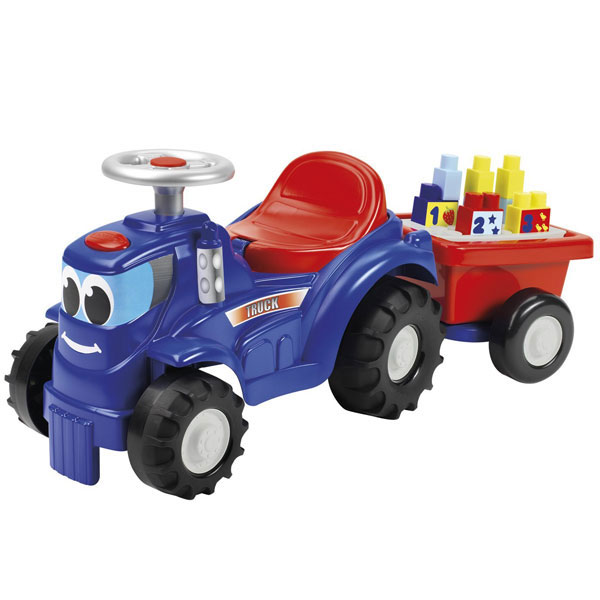 Guralica Traktor sa prikolicom Ecoiffier SM007799 - ODDO igračke