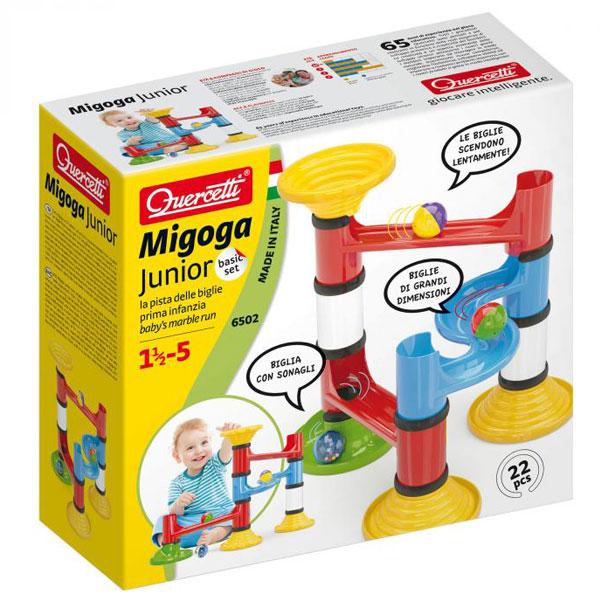 Quercetti Junior Staza Za Loptice 6502 - ODDO igračke