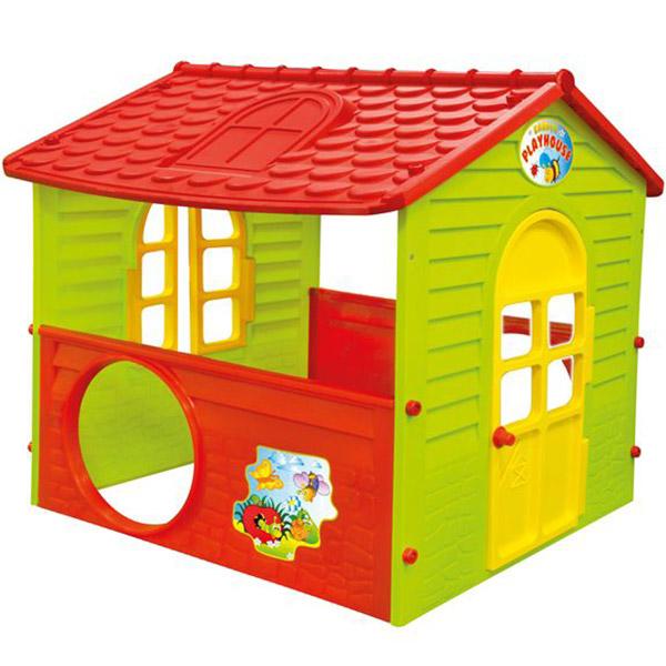 Kućica za decu 122x120x121cm 04/11238 - ODDO igračke
