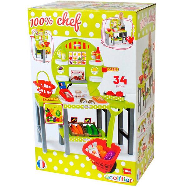 Prodavnica set Ecoiffier SM001747 - ODDO igračke