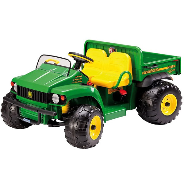 Auto na akumulator John Deer Gator HPX IGOD0060  - ODDO igračke