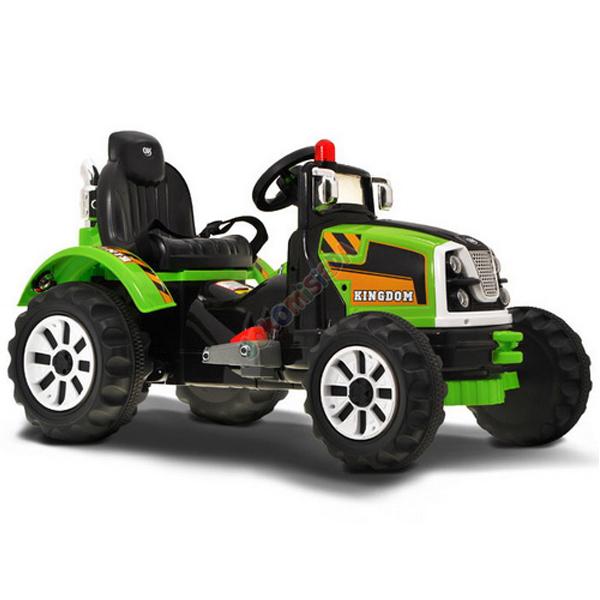 Traktor na baterije Kingdom model 223 - ODDO igračke