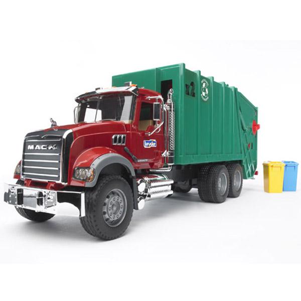 Kamion Mack đubretarac Bruder 028121 - ODDO igračke