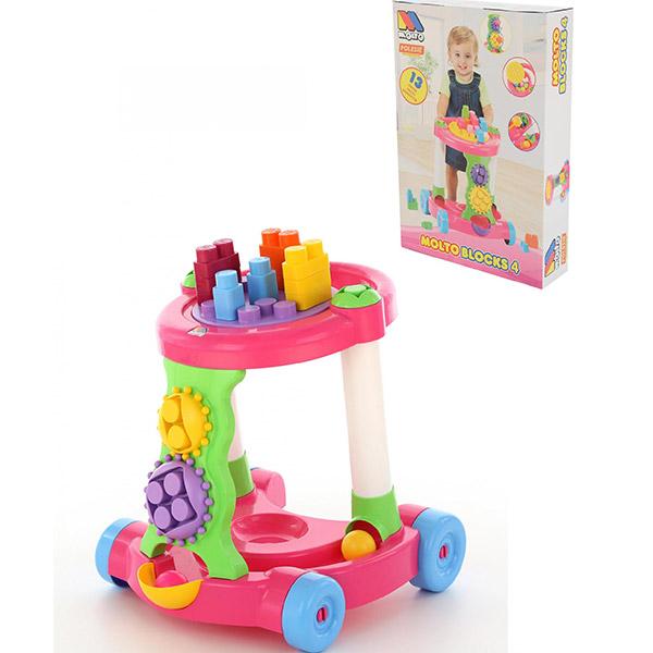 Kolica sa kockama BR58140 - ODDO igračke