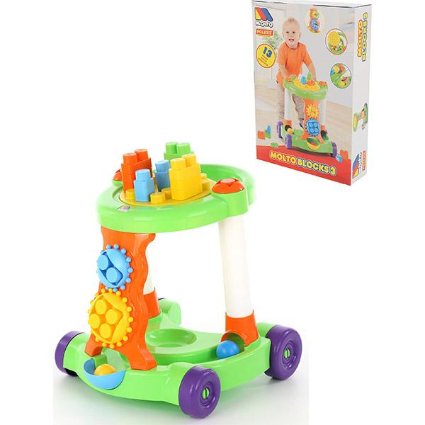 Kolica sa kockama BR58133 - ODDO igračke