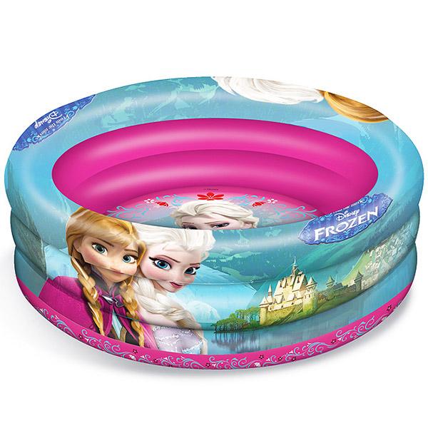 Dečiji Bazen Sa 3 Prstena Frozen 100x36cm MN16527 - ODDO igračke
