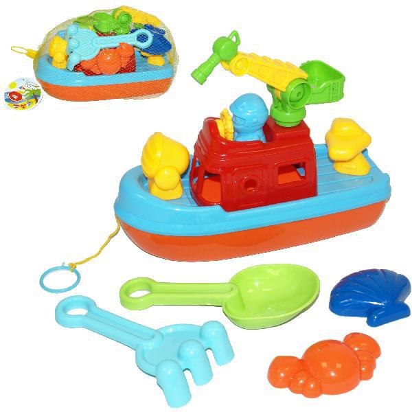 Brod i set za pesak 50-305000 - ODDO igračke