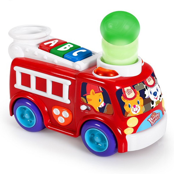 Roll & Pop Fire Truck SKU52137 - ODDO igračke