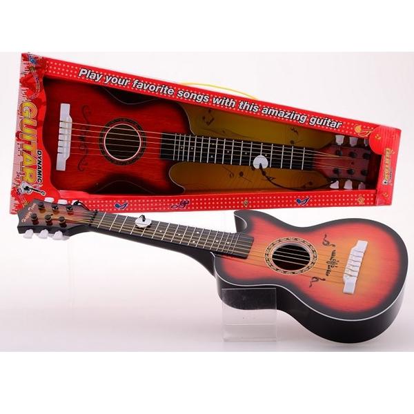 Gitara akustična 60cm sa 6 žica 29487 - ODDO igračke