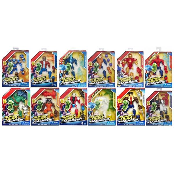 Avengers figure Super Hero Mashers A6825 - ODDO igračke