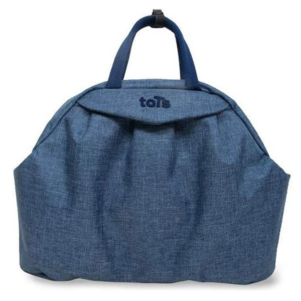 Tots Chic Torba za Mame Blue Melange 10010300 - ODDO igračke