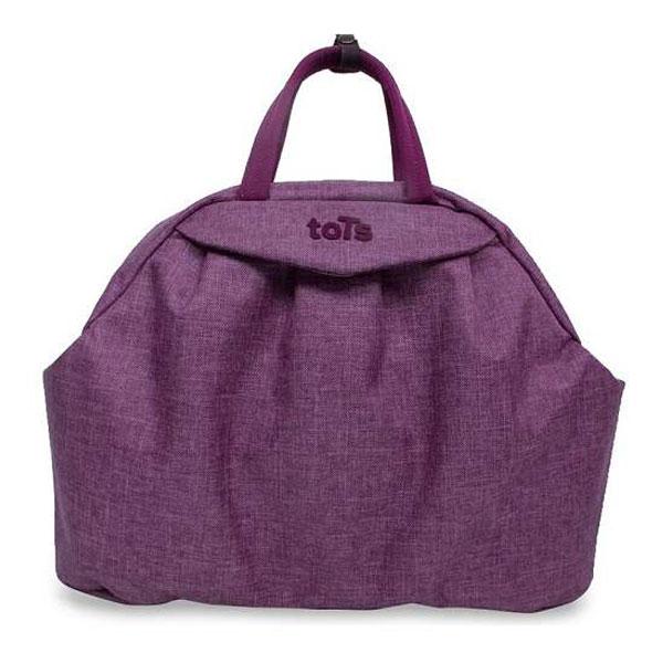 Tots Chic Torba za Mame Purple Melange 10010400 - ODDO igračke