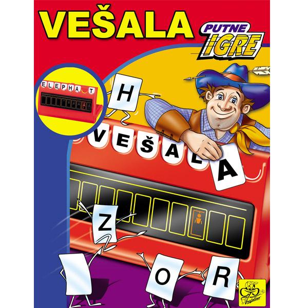 Društvena igra Vešala 013295 - ODDO igračke