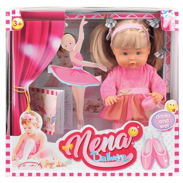 Lutka Bambolina Nena balerina priča na srpskom jeziku 36cm D380 - ODDO igračke