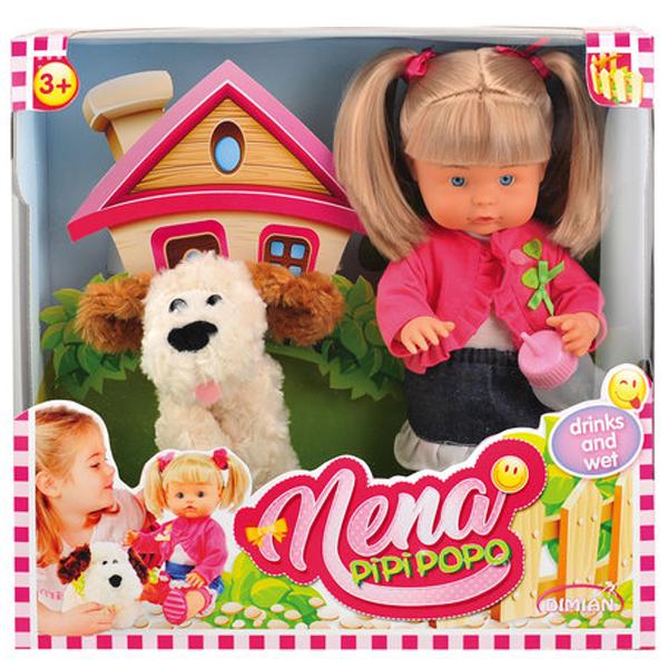 Lutka Bambolina Nena Pipi Popo priča na srpskom jeziku 36cm D385 - ODDO igračke