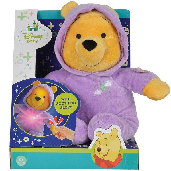 Winnie The Pooh Plisani nocna lampa 6315870962 - ODDO igračke