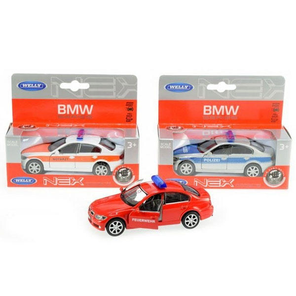 Welly metalni auto BMW 330i 3ass 21601 - ODDO igračke