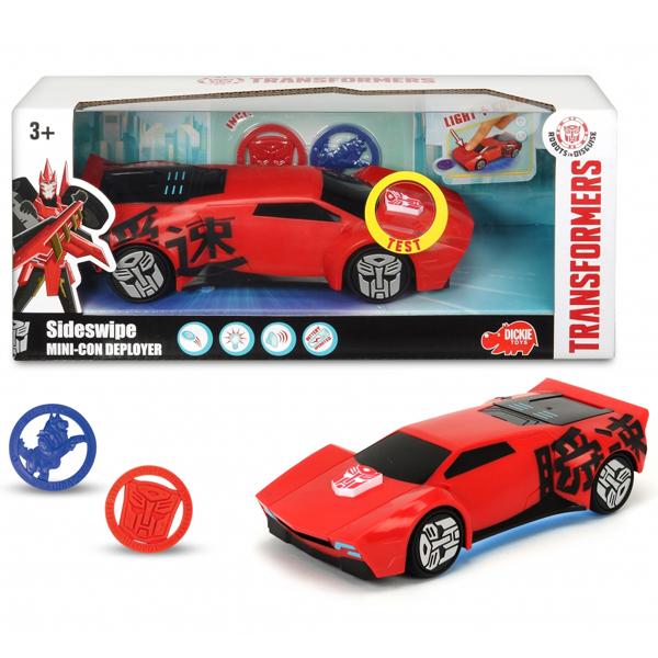 Transformers auto ispaljivač Sideswipe Mini-Con Deployer 203114004 - ODDO igračke